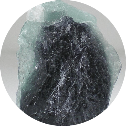 tourmaline matériau lisseur