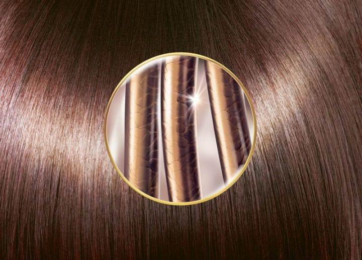 keratine cheveux rôles