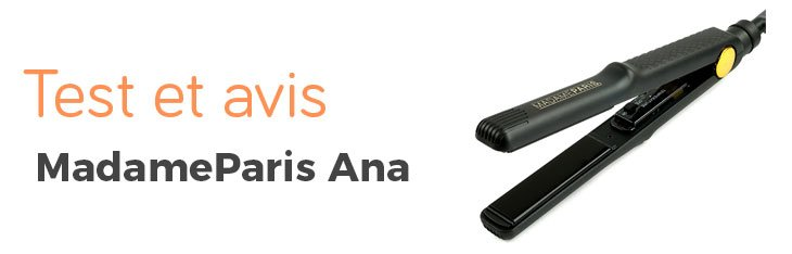 Avis ana madameparis