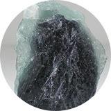 cristal de tourmaline