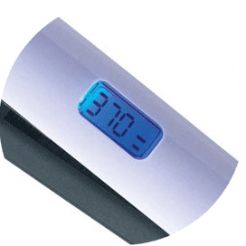 température lisseur