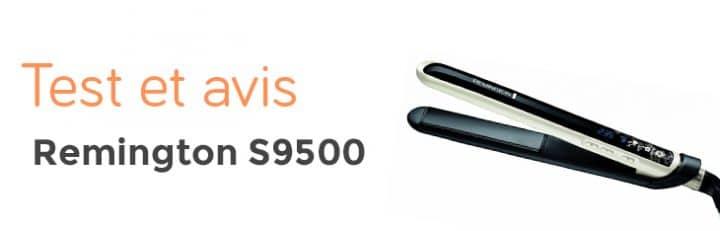 test et avis remington s9500 pearl