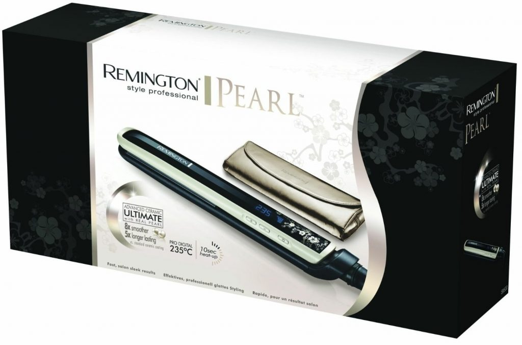 packaging remington pearl s9500