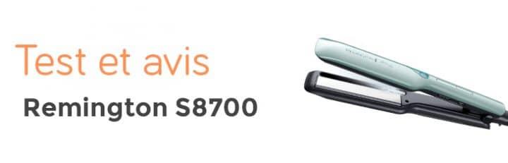 test et avis remington s8700 protect