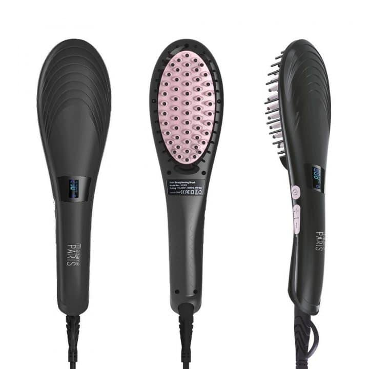 brosse lissante Madame Paris edition miracla