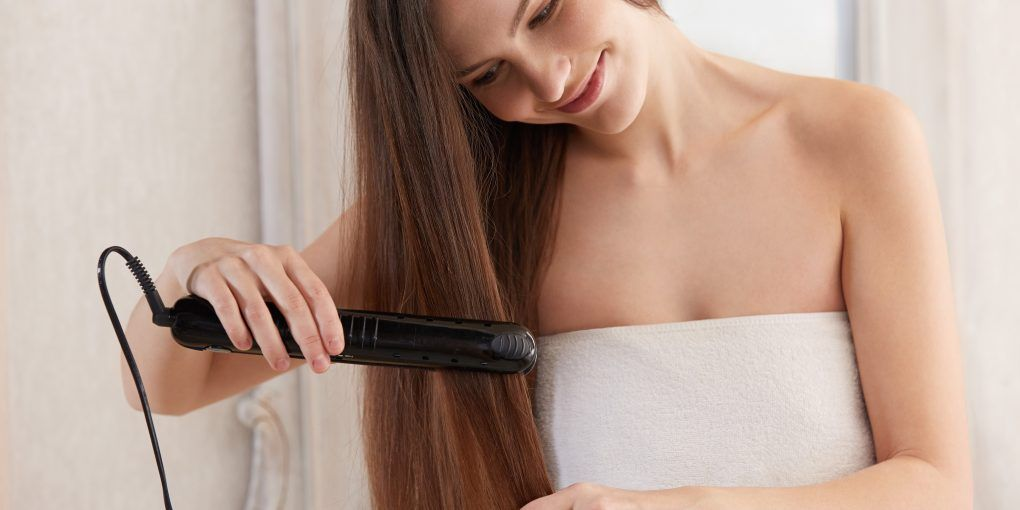 smooth your hair without damaging it