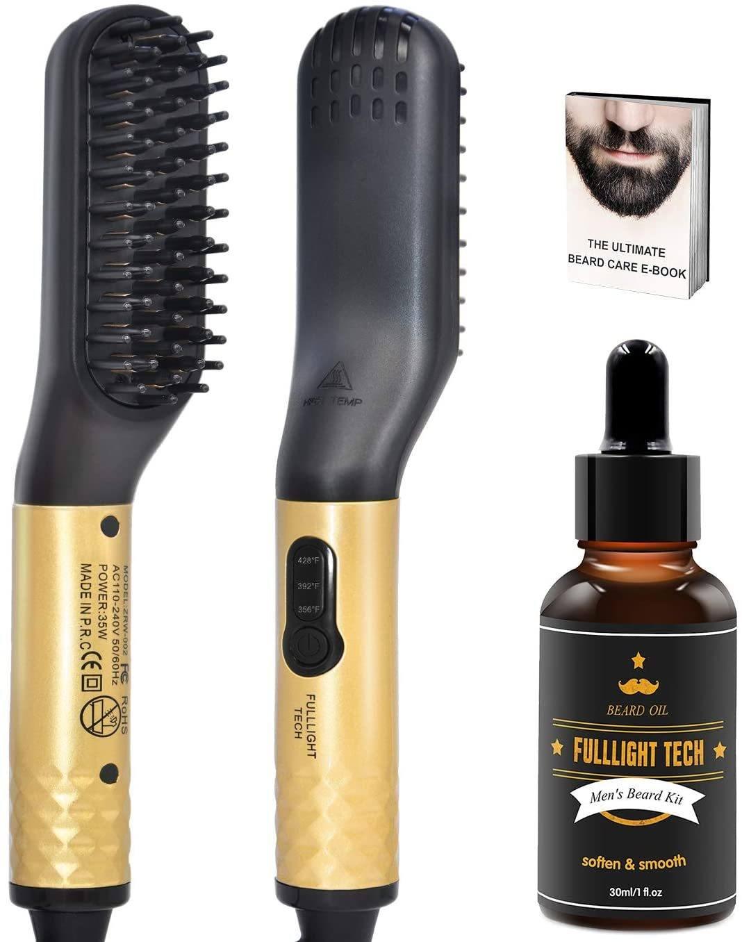lisseur barbe Fulllight Tech